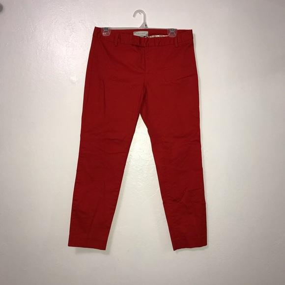 GAP Pants - Gap slim cropped pant